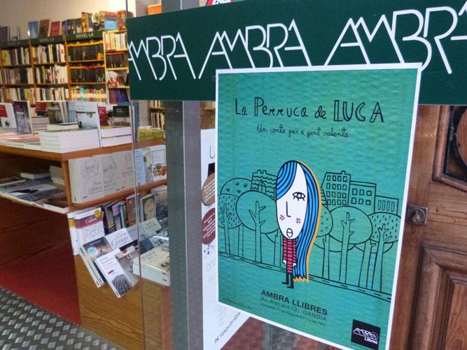 Presentación Librería Ambra