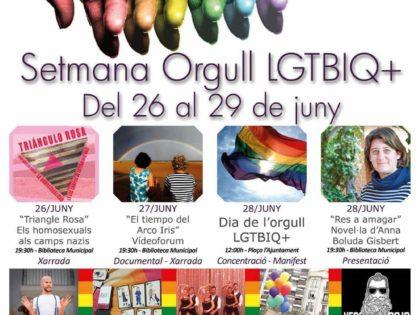 Torneo nocturno de Tutty. En la Setmana del Orgull LGTBIQ de San Joan d'Alacant.