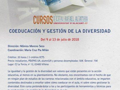 Tutty y La Peluca de Luca Cursos Verano Univ. Rafael Altamira