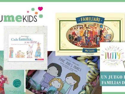 Artículos aparecido en Youmekids sobre recursos didácticos para trabajar la diversidad familiar en casa y en el aula